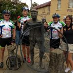 Diabetes Tasmania Pollie Pedal 2014 at Evandale